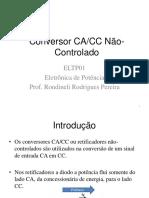 Aula 04 - Conversor CA-CC Não-Controlado