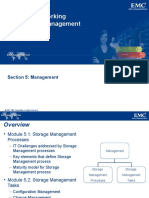 Storage Networking Design and Management - Session 6