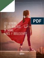 LEY GENERAL DE LOS DERECHOS DE LOS NIÑOS, NIÑAS y ADOLESCENTES_completa