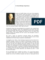 Biografia - Dr. David Martyn Lloyd-Jones