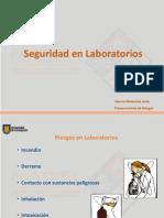 Seguridad en Laboratorios