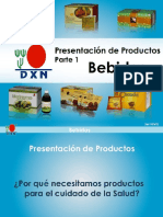 12 Presentación de Producto 1 - Bebidas.ppt