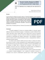 Oliveira e Vasconcellos - Estagio de Docencia
