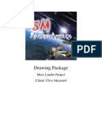 5m space agency design package