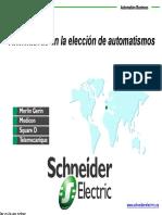 Alternativas en la eleccion de automatismos - Schneider.pdf