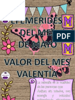 Efemérides Mayo