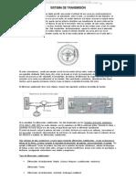 Manual Sistema Transmision Tipos Diferenciales Funcionamiento Haldex Intervalos Mantenimiento