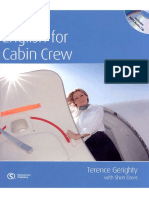 English for Cabin Crew by Terence