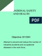 Chapter 8 - OSHA A