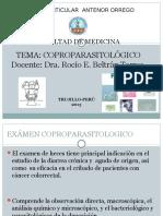 Copro Parasitología