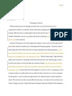 defense paper revise