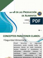 BPM en La Producción de Alimentos
