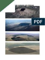 Gambar Gunung API Perisai