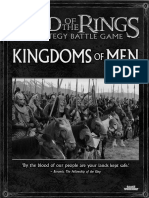 LOTR SBG Sourcebook - Kingdoms of Men