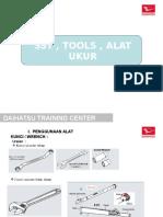 1.b. Sst, Tools , Alat Ukur