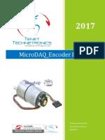 Mdaq AN7 Encoder