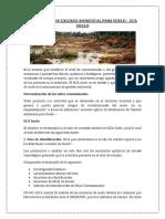 Informe Contaminacion Tacna