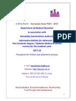 Medical PG Brochure