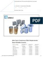 Atlas Copco Compressor Filters Replacements _Filters Parts Factory _Great Price_High Performance _ Airmax Filtration