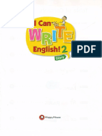 i Can Write English 2 Mack Andrea