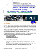 39.Integrated Quality Environment & Safety Mgmt Systems_Introductory_Training_2Days_Version