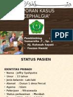 Lapkas Cephalgia Bppv