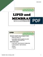 Microsoft PowerPoint - Biokim I (LIPID)