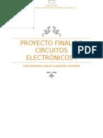Fuente de Tensión Regulada Informe Final