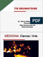 Artritis Reumatoire Parte Uno Reumatologia