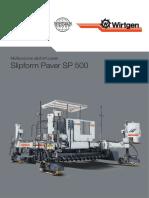 wirtgen SP500