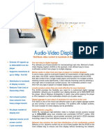 Audio-Video Display System