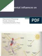 3. Environmental Influences on Exercise (2)