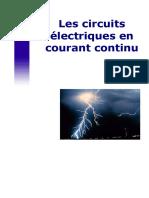 Partie 1 Electricite Papier Cours Seuls