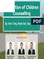 Simulation of Children Counselling