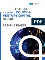 2017 Preqin Global Private Equity and Venture Capital Report Sample Pages