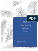 research paper pdf - securing information system