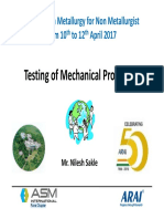 5_Testing of Mechanical Properties