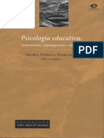 La Psicología Educativa en La Escuela y la Escuela en la Psicología Educativa