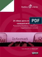 Tutorial 17 Ideas Comunicacion Digital