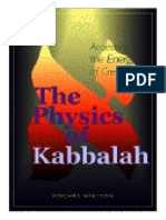 Pinchas Winston - The Physics of Kabbalah