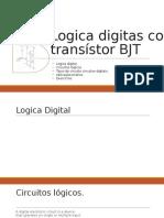 Logica digitas com transístor BJT.pptx