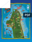 Detailed Map of Havelock Island