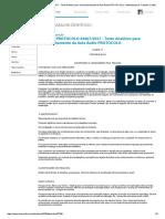 EAD9 AULA PROTOCOLO 44467_2017 - Texto Analítico Para Acompanhamento Da Aula Áudio PROTOCOLO - Metodologia Do Trabalho Científico I,
