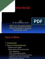 Hyperthyroid 2014