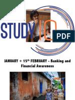 Banking Awareness January 2017 Part 1