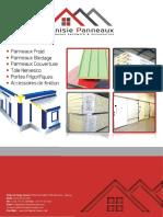 Catalogue Tunisie Panneaux 2015