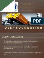 Deep Foundation