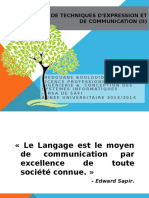 coursdetechniquesdexpressionetdecommunicationiiredouaneboulguidsafimorocco-140507162045-phpapp01.pptx