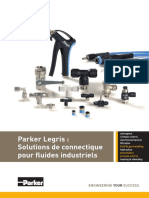 Catalogue Parker Legris - F