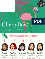 glossybox mermaid project inalco cfi